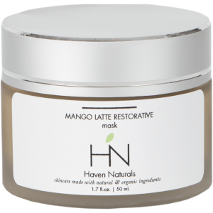 Mango Latte Restorative Mask