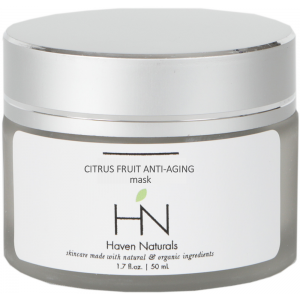 Citrus Fruit Anti-Aging Mask